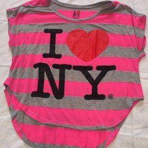 **I 💜 NY tee